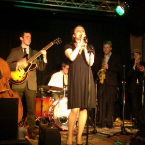 Chelsea Reed and The Fair Weather Five