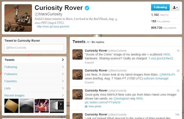 mars rover twitter -#main