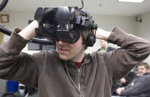 UMaine VR lab