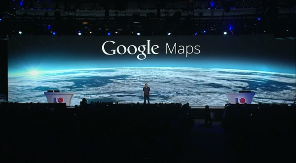 Future of Google Maps presentation