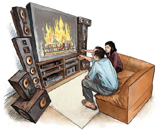 Mediated Fire
