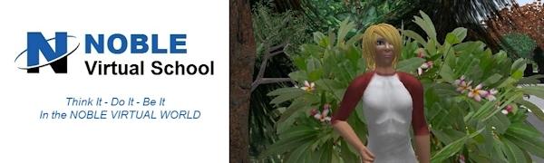 NOBLE Virtual School graphic