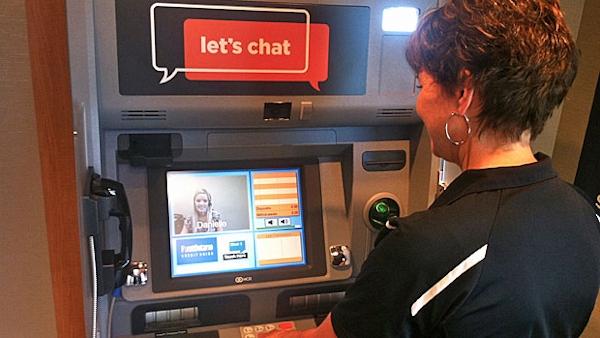 Video banking