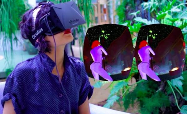 VR art show