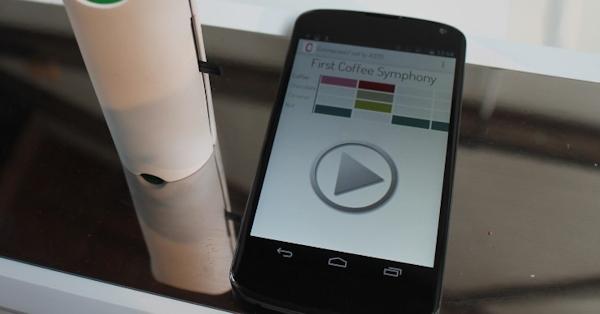 OPHONE virtual coffee