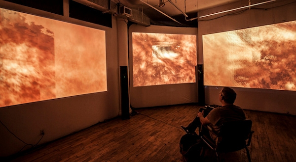 SKIN immersive installation