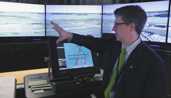FAA Human Factors Lab