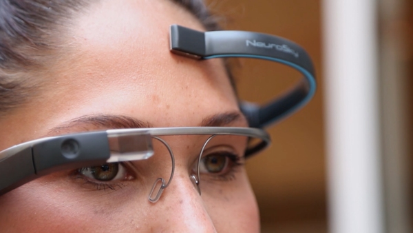 MindRDR and Google Glass