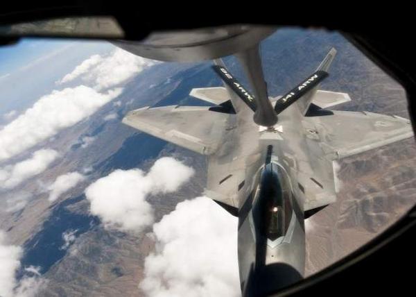 F-22 Raptor - Red Flag July 2014