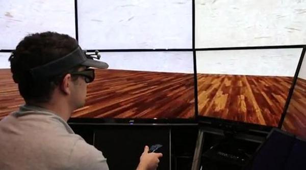 VE-HuNT screenshot