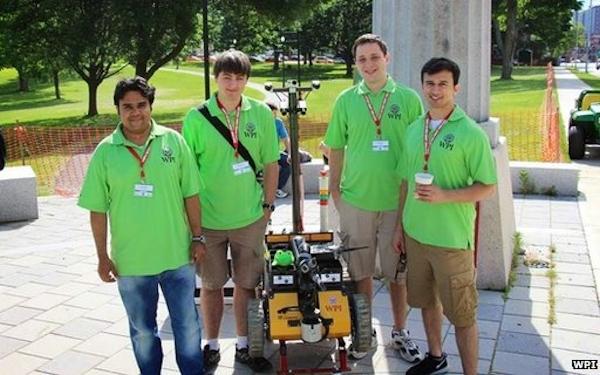 Aero robot team (NASA)