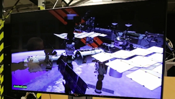NASA's virtual ISS