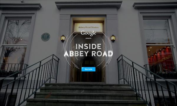 Inside Abbey Road - entrance screenshot