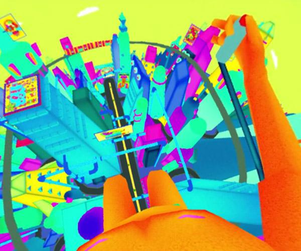 Squarepusher's Stor Eiglass screenshot