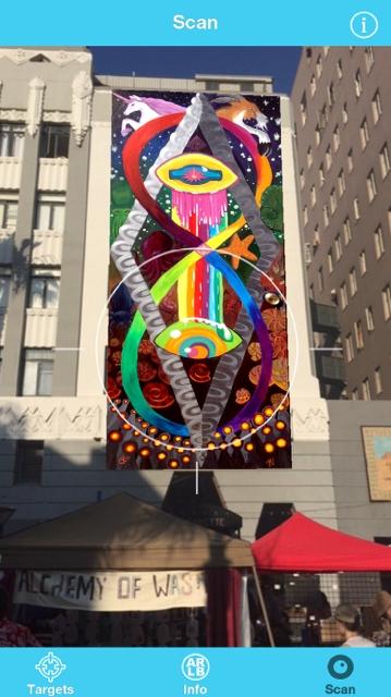 Art WALLS AR in Long Beach, CA