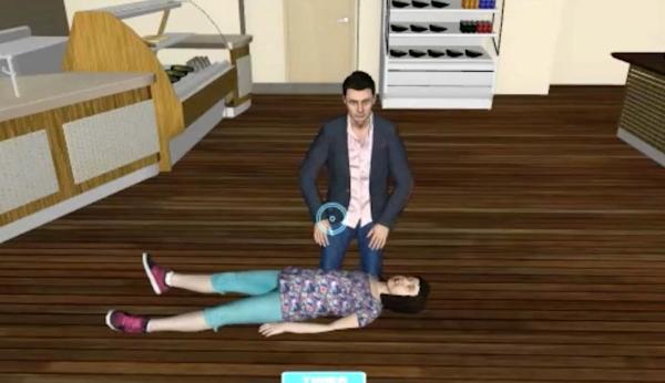 CPR in VR