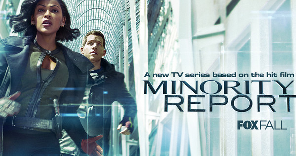 Minority Report FOX ad