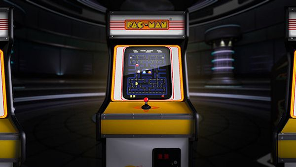 A too-perfect virtual arcade