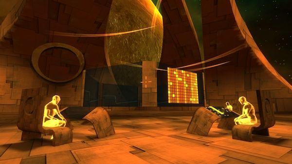 Soundscape VR screenshot