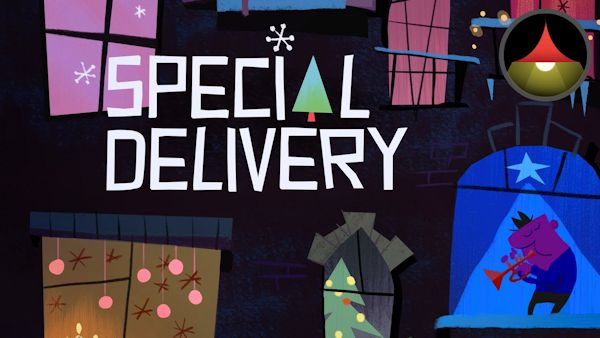 Special Delivery title card