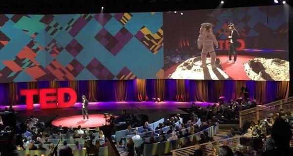 Alex Kipman at TED 2016