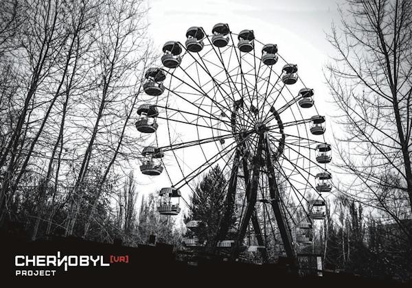 Chernobyl VR poster