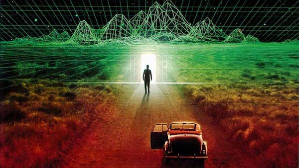 A scene from the film The Thirteenth Floor