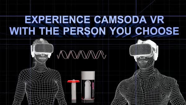 CamSoda VR graphic