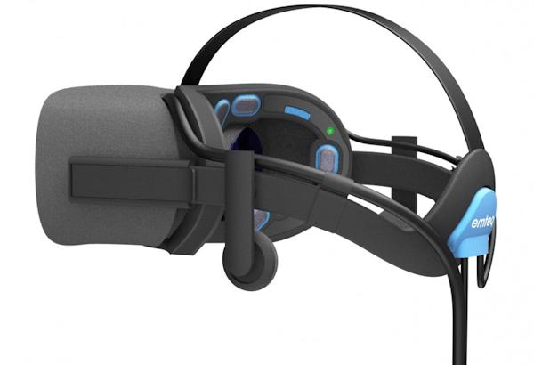 FaceTeq headset