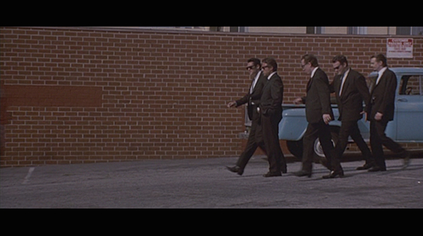 Reservoir Dogs: Letterboxed