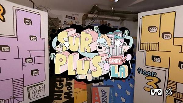 Surplus Candy VR - still