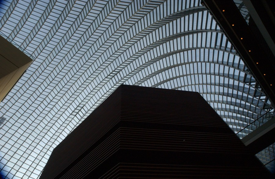 Kimmel Center, Philadelphia, Pennsylvania, USA.