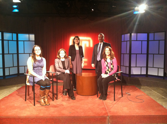 Sherri Hope Culver and today's guests