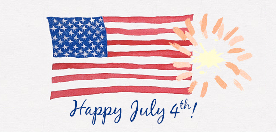 Happy July 4th!