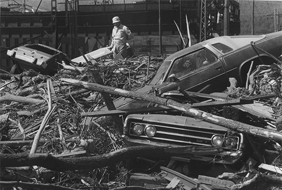 Johnstown flood of 1977