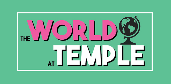 The World at Temple