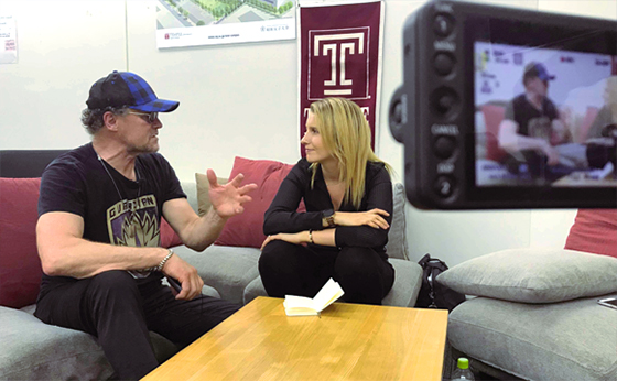 Hoot News: Interview with Michael Rooker